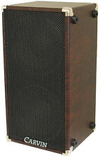 Carvin Bass Cabinet 210MBE Brown 2x10 8 Ohm