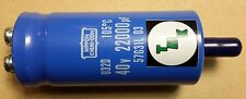 Capacitor for Rotax 912 914 Engine Regulator. Aircraft Ultralight Microlight