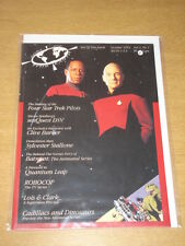 NOT OF THIS EARTH #1 1993 OCT VF CINEMAKER PRESS US MAGAZINE STAR TREK ROBOCOP