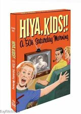 Hi Ya Kids!! A '50s Saturday Morning Box (DVD, 2008, 4-Disc Set)