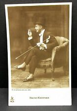 Bruno Kastner - Actor Movie Photo - Film Autogramm-Karte AK (Lot-Z-1001)