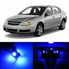 8 x Ultra Blue LED Interior Light Package For 2005- 2010 Chevrolet Chevy Cobalt