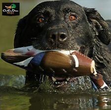 AVERY GREENHEAD GEAR GHG DOG TRAINING ATB EZ BIRD WOOD DUCK DUMMY BUMPER