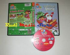 film DVD IL NATALE DI DORA UNIVIDEO 2009 CARTONE ANIMATO no vhs