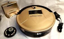 BOBSWEEP PETHAIR ROBOTIC VACUUM CLEANER - CHAMPAGNE