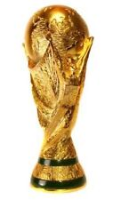 Original Brazil Football world cup Trophy Fifa 2014 Replica-33cm-36cm Fullsize