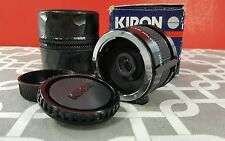Kiron 2X Match Mate MC With Pentax K Mount