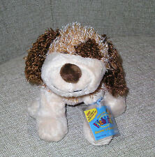 Webkinz Brown Cheeky Dog NWT sealed unused code tag (Quick 2 Ship) THE ORIGINAL
