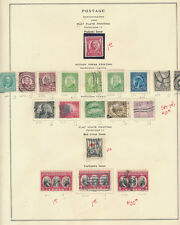 U. S. Collection of Approximately 353 Stamps SCV: $223.00