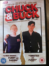 Mike White CHUCK AND BUCK ~ Dark American Independent Stalker Drama   DVD