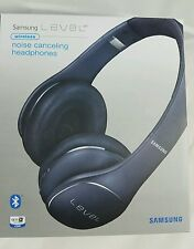 Samsung Level On Wireless Headset Headphones w/ Active Noise Cancellation Black