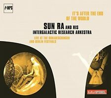 SUN RA - IT'S AFTER THE END OF THE WORLD  CD NEU