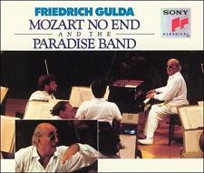 Mozart:No End and the Paradise Band by Gulda, Friedrich