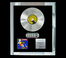 THE OFFSPRING AMERICANA   MULTI (GOLD) CD PLATINUM DISC FREE POSTAGE!!