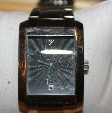 Guess Steel Mens Watch Quartz New Battery G10150G F73