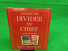 Divider-in-Chief: The Fraud of Hope and Change Audio CD – Audiobook, Unabridged