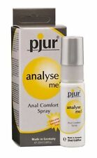 Lubrificante sessuale intimo anale spray anal pjur analyse me 20 ml sexy