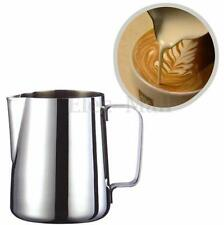 Pro 350ML Stainless Steel Milk Gauge Latte Espresso Frothing Coffee Pitcher Jug