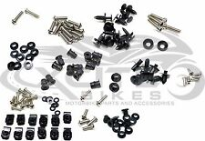 Fairing bolts kit, stainless steel, Suzuki GSXR 600 750 2004 2005 #BT163#