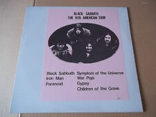 BLACK SABBATH - Live in PA (1978) rare LP  SEALED