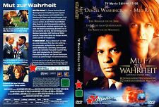 Mut zur Wahrheit - Denzel Washington, Meg Ryan / TV-Movie-Edition 12/06 / DVD