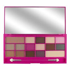 MakeUp Revolution I Heart Makeup Chocolate Love Eyeshadow Palette Bnib Authentic