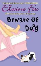 VG, Beware of Doug, Fox, Elaine, 0061175684, Book