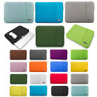 "Laptop Notebook Sleeve Case Carry Bag Cover for 11"" 13"" 15"" MacBook Air Pro"