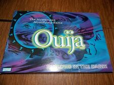 Parker Brothers Mystifying Glow in the Dark Ouija Board Game Complete Excellent