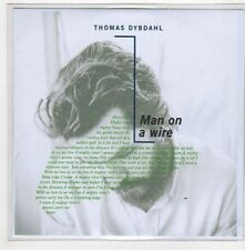 (GQ884) Thomas Dybdahl, Man On A Wire - 2013 DJ CD