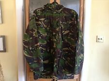 SMOCK COMBAT WINDPROOF WOODLAND DPM WIRED HOOD Various Sizes