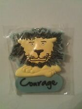 Courage Lion Keyring. From cloud9world. New                     (B35)