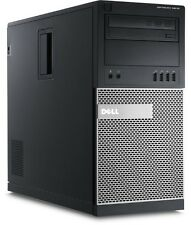 DELL Optiplex 9010 PC Core i7 3.4ghz Quad Core, 16gb, 256gb SSD WIN 7 PRO