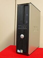Dell OPTIPLEX 380 Desktop Pentium Dual Core 2,7GHz E5400 2GB 160GB HDD DVD±RW