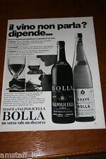 AC1=1972=SOAVE VALPOLICELLA BOLLA VINO=PUBBLICITA'=ADVERTISING=WERBUNG=