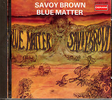 Savoy Brown - Blue Matter (Deram 820 923-2)