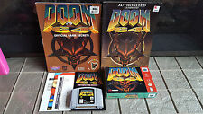 Doom 64 Complete for Nintendo 64 N64 + Two Different Startegy Guides - Midway id
