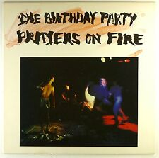 "12"" LP - The Birthday Party - Prayers On Fire - M682 - RAR - washed & cleaned"