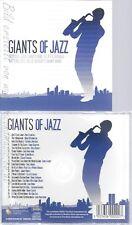 CD--GIANTS OF JAZZ--