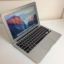 "Apple MacBook Air 11"" Computer 1.7GHz i5 4GB RAM 64GB SSD MD223LL/A C-Grade"