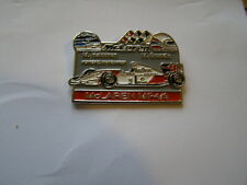 pins automobile F1 mclaren mp 4/9 mika hakkinen martin brundle