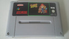 JAMES BOND JR (JUNIOR) - SUPER NINTENDO - JEU SUPER NES SNES