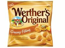 Storck Werthers Werther's Classic Candies Filled with Creamy Caramel 80g 2.8oz