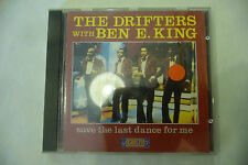 "THE DRIFTERS&BEN.E KING""SAVE THE LAST DANCE FOR ME- CD STARLITE EEC 1990"""