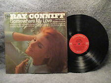 33 RPM LP Record Ray Conniff Somewhere My Love Columbia Records CL 2519