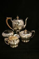 Reed and barton silver coffee set of 4 Windsor castle 5300