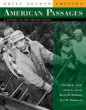 American Passages: A History of the United States, Brief, Second Edition (v. 1 &