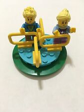 Brand NEW LEGO Creator 60134 Merry-go-round With 2 Kid Minifigures.