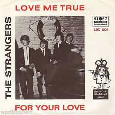 CCA Storz LBC 1006 The Strangers-RARE ITALIAN BEAT - 1965-Unplayed MINT -