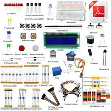 New Project 1602 LCD Starter Kit For Arduino UNO R3 Mega 2560 Nano Servo LED PDF